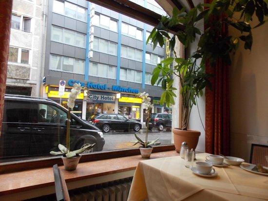 Hotelisssimo Haberstock: Restaurant 2