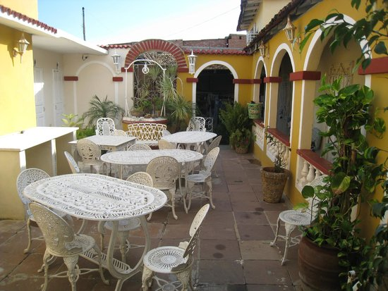 Casa Munoz: terraza maravillosa
