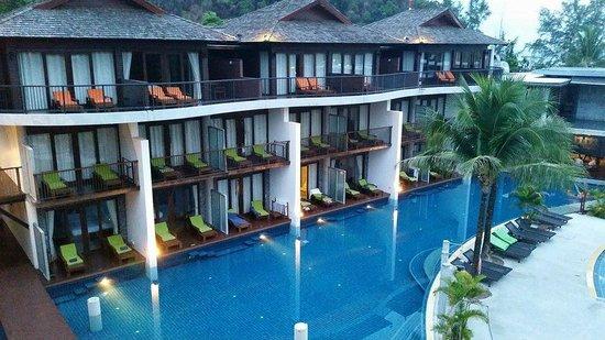 Holiday Inn Resort Krabi Ao Nang Beach : View from room