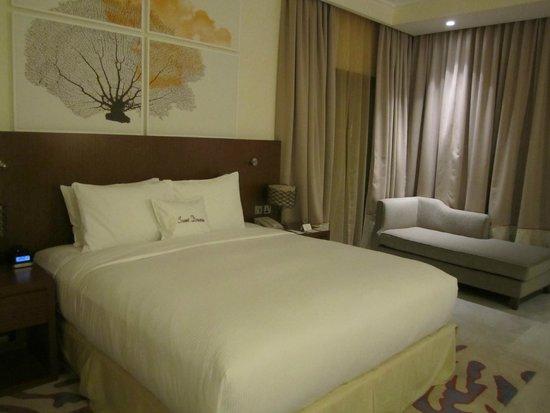 DoubleTree by Hilton Resort & Spa Marjan Island: camera
