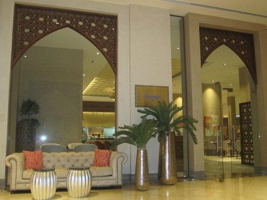 DoubleTree by Hilton Resort & Spa Marjan Island: Hall