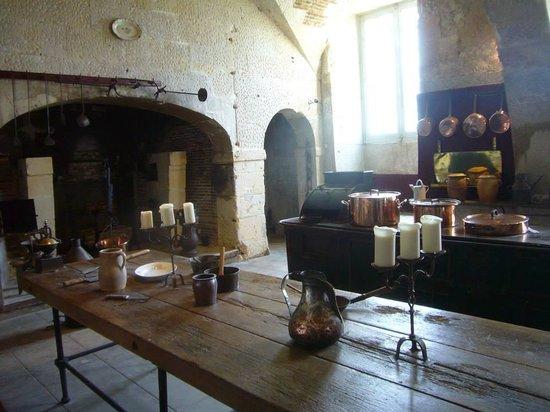 Chateau de Valencay : Cuisines