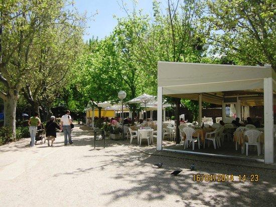 Casa de Campo: restaurantes