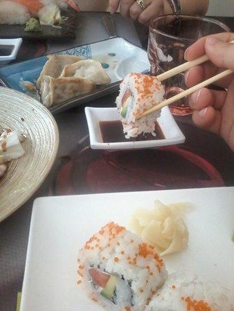 Sakuragi: Uramaki Philadelphia, i miei preferiti!