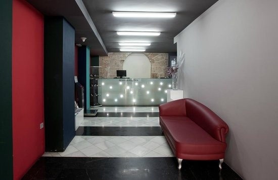 Cosy Rooms Tapineria: Reception