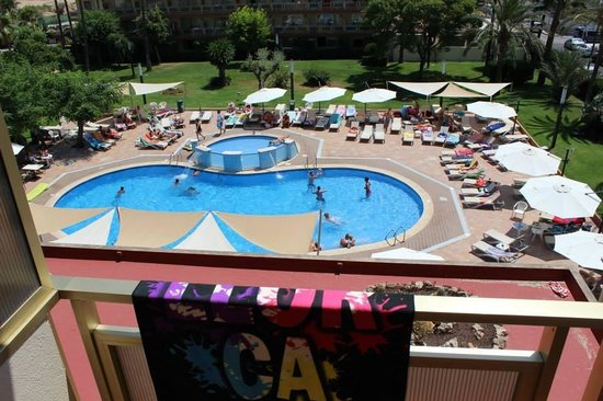 Hotel Helios Mallorca: Piscine au top