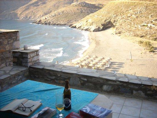 Marmari Paradise Resort Hotel: Vue des chambres