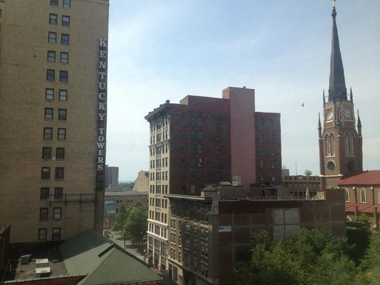 Seelbach Hilton: View from the Room