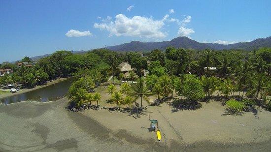Beach Break Resort : Morgans Cove Resort on Jaco Beach