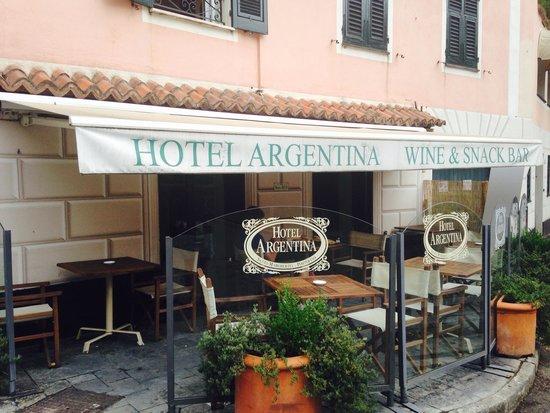 Hotel Argentina Portofino : Hotel Argentina near Portofino-Italy