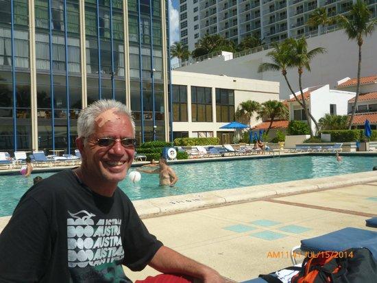 Miami Beach Resort and Spa: HERMOSA AREA DE RECREACION