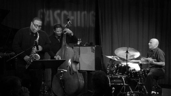 Fasching Jazz Club: 2013-10-24 Bruce Williams, Buster Williams & Joey Baron