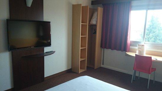 Ibis Annemasse : chambre