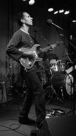 Fasching Jazz Club: 2013-11-13 David Gilmore