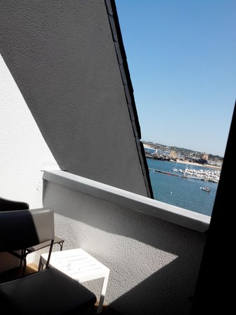 Hotel Thalassa: Quelle vue !