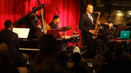 Fasching Jazz Club: 2014-01-20 Wayne Escoffery Quintet