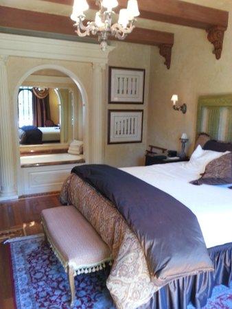Ledson Hotel: Suite