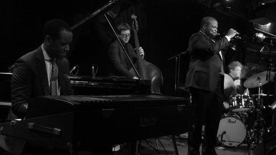 Fasching Jazz Club: 2014-04-28 Danny Grissett, Joshua Ginsburg, Jeremy Pelt & Andreas Svendsen