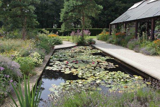 Hidcote Manor Garden: Ponds