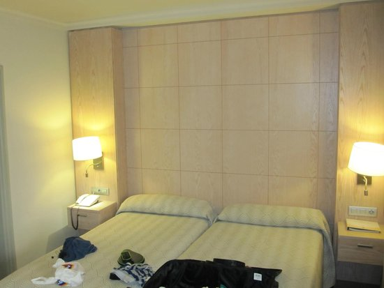 Spring Hotel Bitacora: Rooms