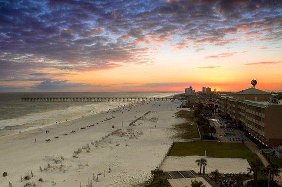 Pensacola Beach: Amazing Pensacola sunsets!