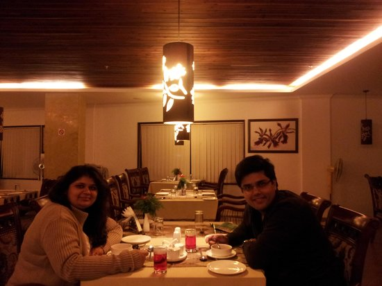 Spice Grove Hotels And Resorts: Pic in Restaurant of Spice Groove