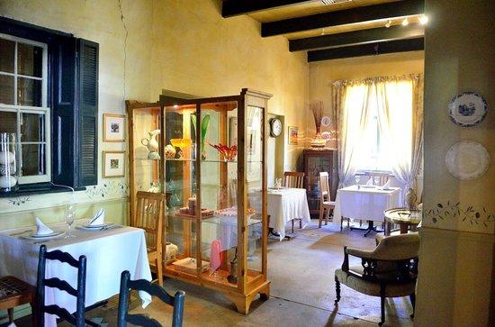 Jemima's Restaurant: La salle intérieure