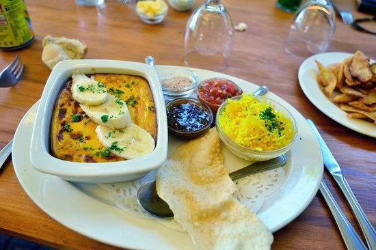 Jemima's Restaurant: Plat