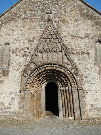St. Brendan's Clonfert Cathedral : Clonfert Cathedral, West Doorway