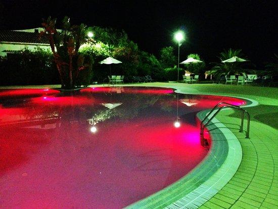 Hotel Ipomea Club: la piscine