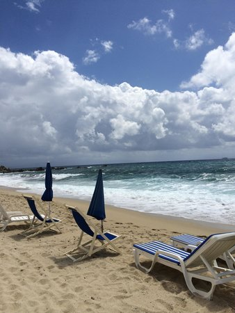 Hotel Ipomea Club: plage