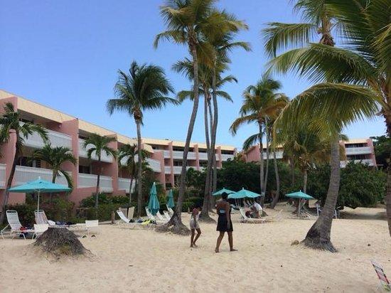 Secret Harbour Beach Resort: Hotel