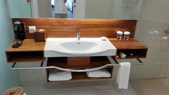 Turi Beach Resort : Clean bathroom