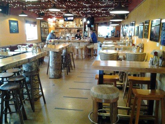 Ramada Anchorage: the horrible restaurant