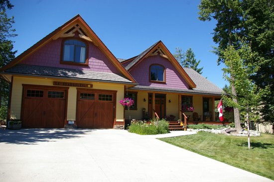 Le Beausoleil Bed and Breakfast: Welcome!