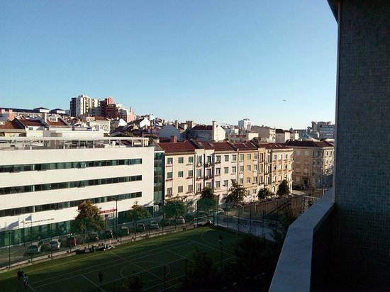 Hotel Roma: VISTAS