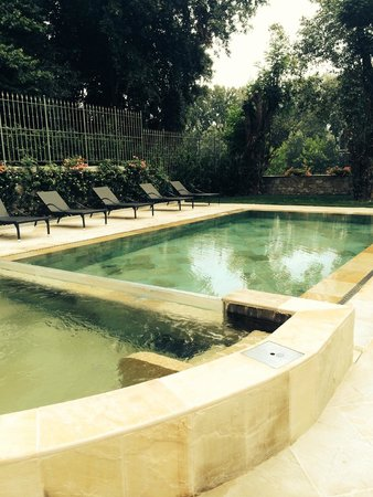 Ville sull'Arno Hotel: Pool & Hot Tub