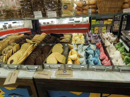 Cookies and Colored Meringues - Picture of Whole Foods Market ...