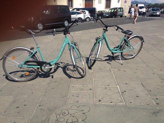 Ville sull'Arno Hotel: Free Bike Hire