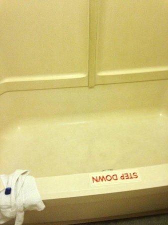Key Inn Saint Paul - Woodbury: The bathtub was filthy!!