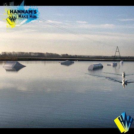 Hannam's Wake Hub