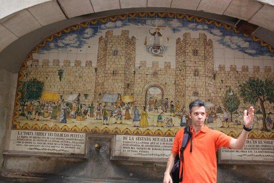 Food Wine Tours: History of las Ramblas