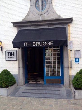 NH Brugge : Entrance