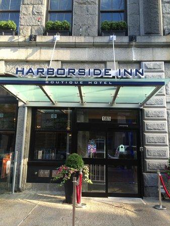Harborside Inn: The Hotel