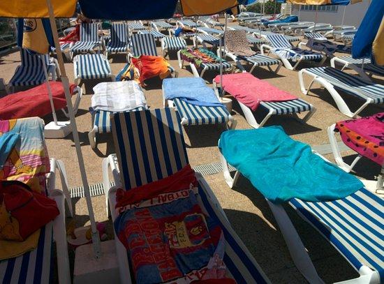 Sirenis Cala Llonga Resort: MUOVERSI E' UN'UTOPIA!