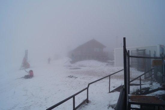 Info Farellones : Dia de neve... mini escuela