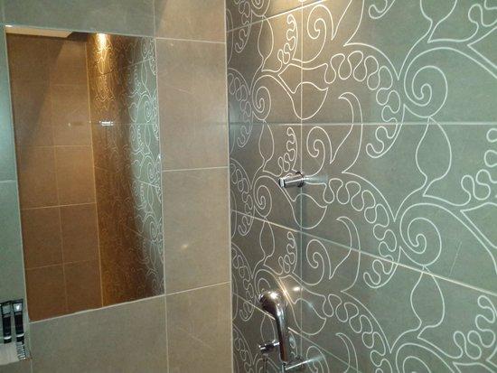 Hyatt Regency Düsseldorf: Shower