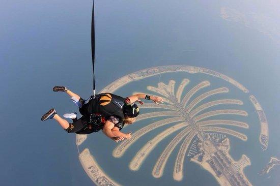 Skydive Dubai: Amazing