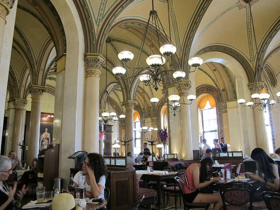 Cafe Central Wien: 5