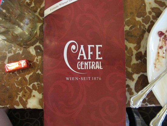 Cafe Central Wien: 2
